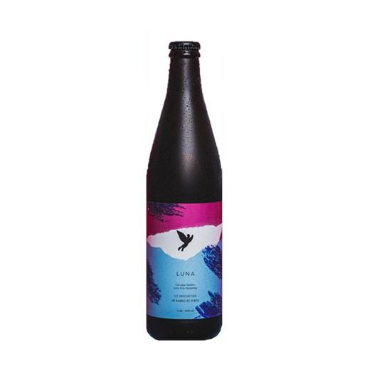 Cerveja Trilha Luna, 500ml