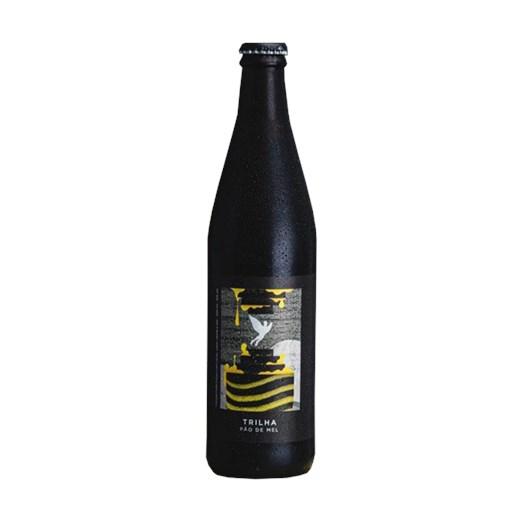 Cerveja Trilha Pão de Mel, 500ml