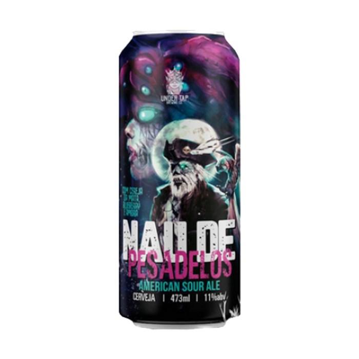 Cerveja Under Tap Nau de Pesadelos, 473ml
