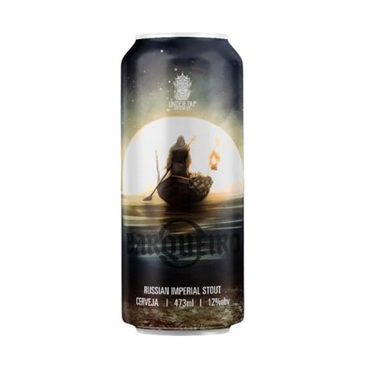 Cerveja Under Tap O Barqueiro, 473ml