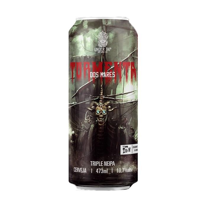 Cerveja Under Tap Tormenta dos Mares, 473ml