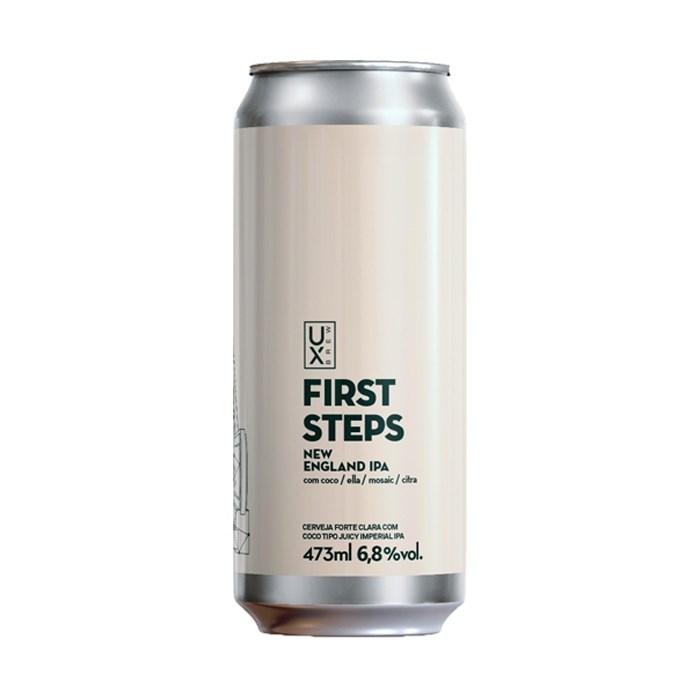 Cerveja UX Brew First Steps, 473ml