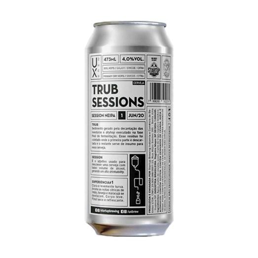 Cerveja UX Brew Trub Session #1, 473ml