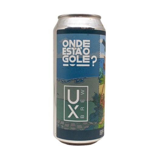 Cerveja UX Onde Está o Gole? - O Ano que Preferia Morar na Lua, 473ml