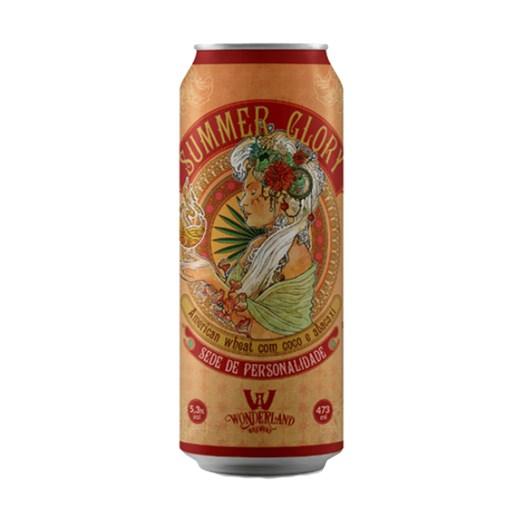 Cerveja Wonderland Summer Glory, 473ml