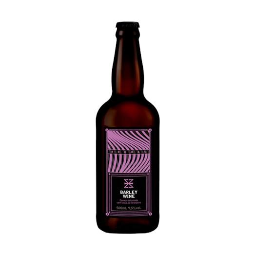 Cerveja ZalaZ Brumas Barley Wine, 500ml