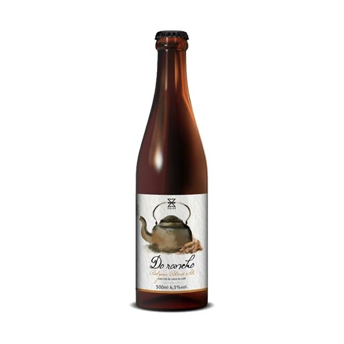 Cerveja ZalaZ Do Rancho, 500ml