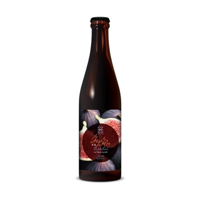 Cerveja ZalaZ Figo & Flor, 500ml