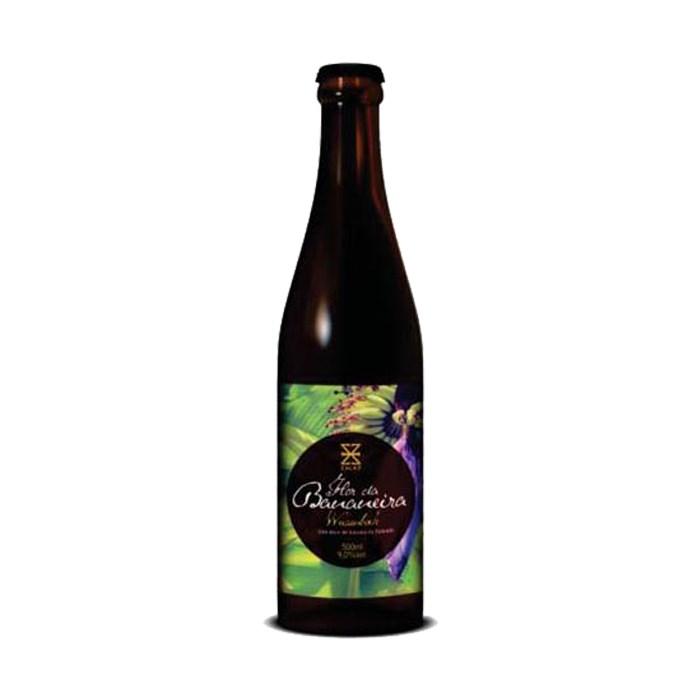 Cerveja ZalaZ Flor da Bananeira, 500ml