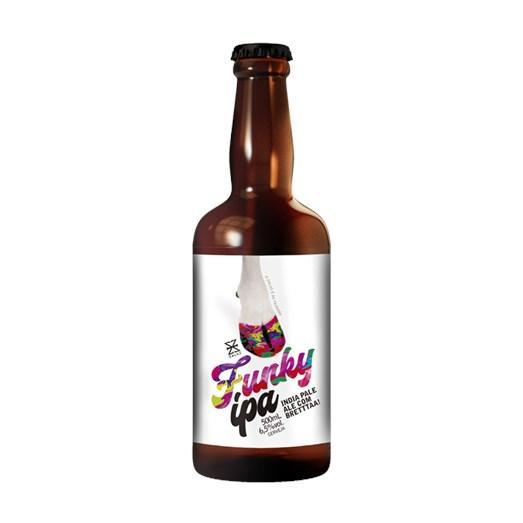 Cerveja ZalaZ Funky IPA, 500ml
