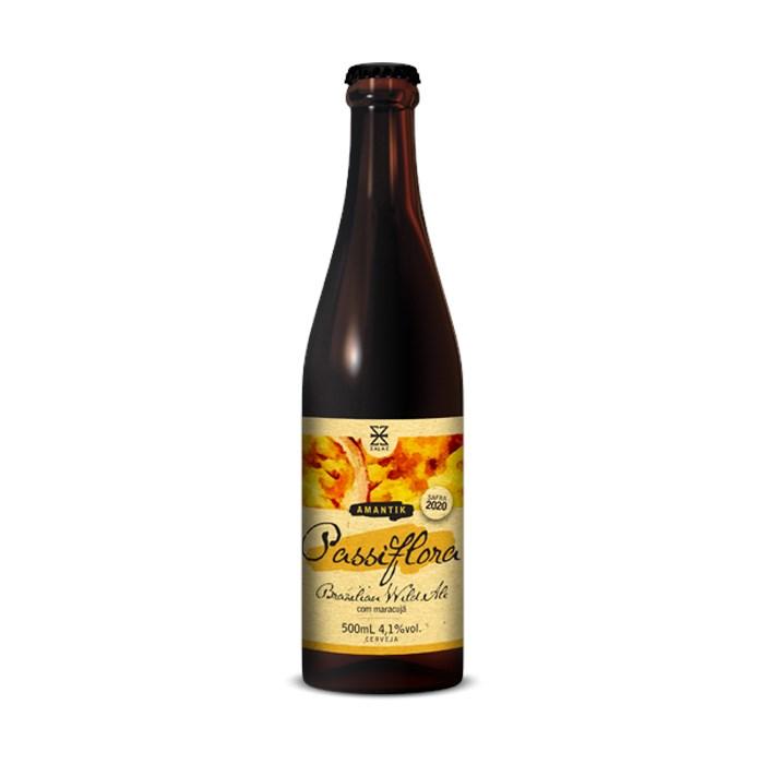 Cerveja ZalaZ Passiflora 2021, 500ml