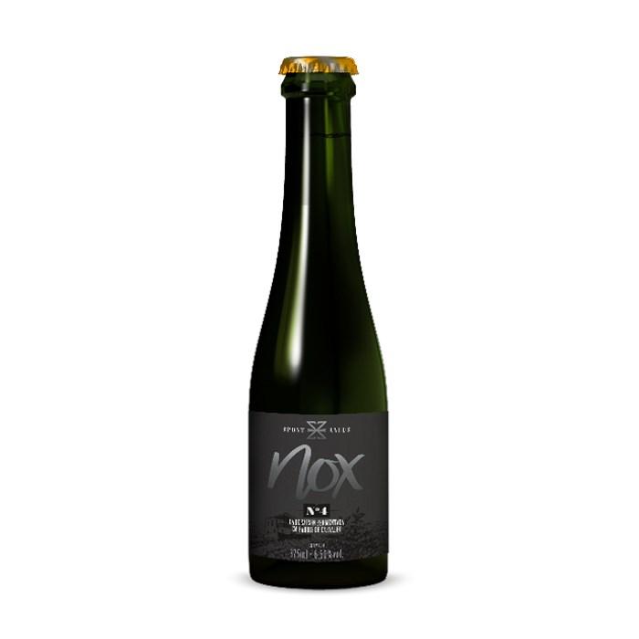 Cerveja ZalaZ Spontaneus #4 Nox 2021, 375ml