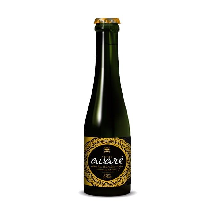 Cerveja ZalaZ Ybyrá Avaré 2021, 375ml