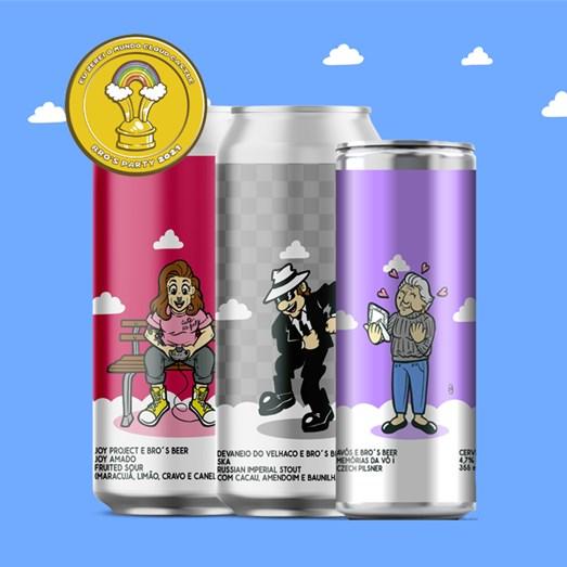 Cloud Castle Pack (3 cervejas)
